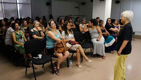 2017 01 19 Palestra Rachel Moreno Democratização da Mídia Mulheres e Água 17 REDIMENSIONADA - Rachel Moreno aborda democratização da mídia, mulheres e água