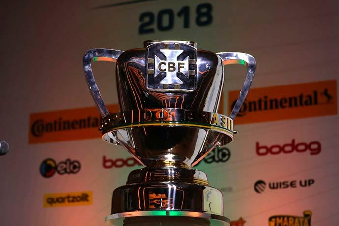 2018 Copa do Brasil 1 - Tabela de jogos da Primeira Fase da Copa do Brasil 2018