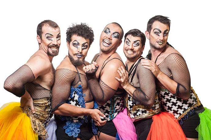 A Gaiola das Loucas 2 Crédito Cau Guebo - A gaiola das loucas no Teatro do SESC