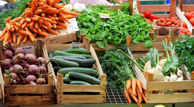 Alimentos Saudáveis - Feira do Alimento Saudável acontece no sábado, dia 27 em São Leopoldo