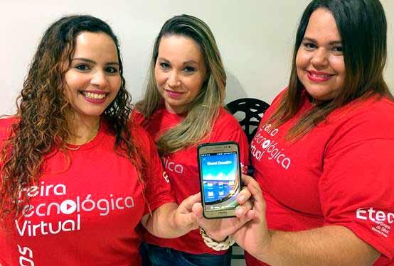 Alunas da Etec de Ribeirão Preto criam aplicativo para ajudar no planejamento de viagem - Alunas da Etec de Ribeirão Preto criam app Travel Executive