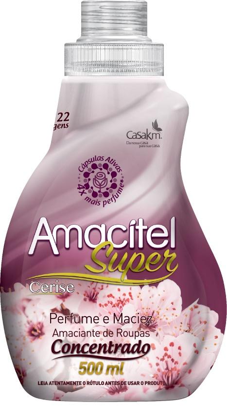 Amacitel - Lançamentos Casa KM