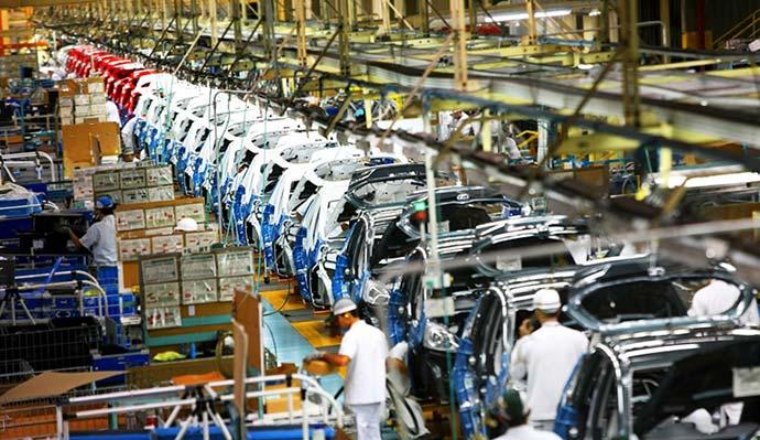 Anfavea 11 - Melhor resultado em cinco anos anima Indústria automobilística
