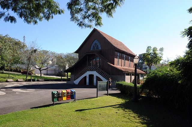 Bosque Alemão - Dez locais para curtir Curitiba durante a 35ª Oficina de Música