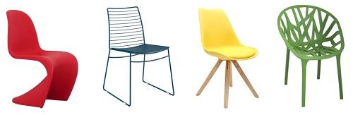 Cadeiras e poltronas Mobly2 - Cadeiras e poltronas dão um UP em qualquer espaço