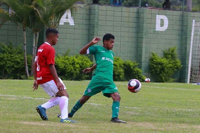 Celeiro de Ases bateu o Goiás por 2 a 0