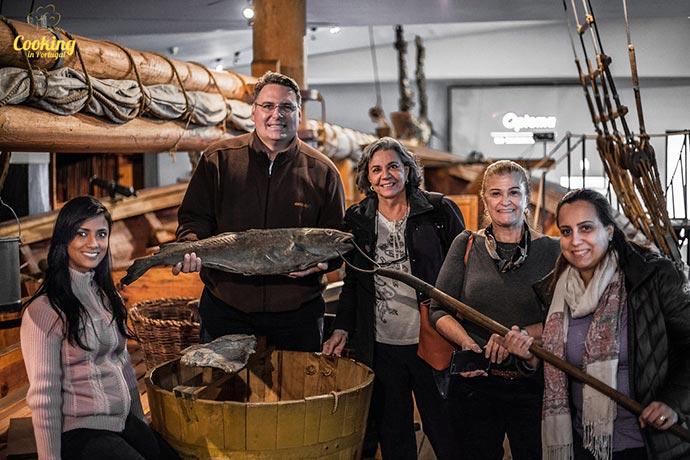 Chef Nayane Barreto vem a Curitiba lançar o Cooking in Portugal - Cooking in Portugal recebe chef Nayane Barreto em Curitiba