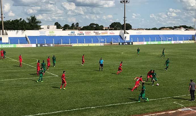 Com gols de Netto e Brenner, Celeiro de Ases estreou com vitória por 2 a 0 sobre o Boavista na Copinha