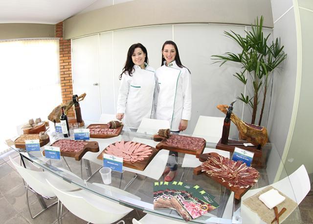 Embutidos de carne ovina 5 - Embrapa gaúcha criou bacon de carne de ovelha