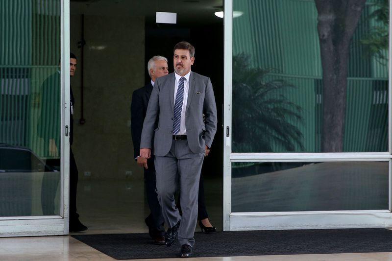 Fernando Segóvia - Temer discute segurança com diretor-geral da Polícia Federal