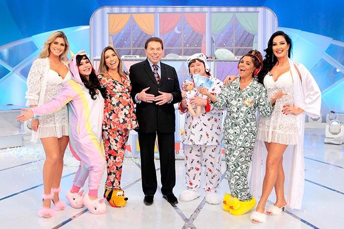 """Festa Pijama Pontinhos1 - Festa do Pijama é tema do """"Jogo dos Pontinhos"""" deste domingo"""