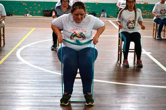 Ginástica Caxias do Sul - Secretaria do Esporte e Lazer realiza programação de férias em Caxias do Sul