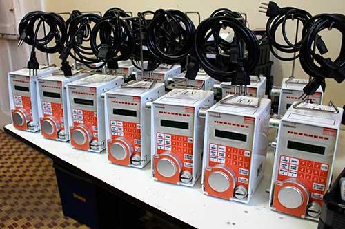 Hospital Centenário Bombas de infusão 1 - Hospital Centenário recebe 13 bombas de infusão