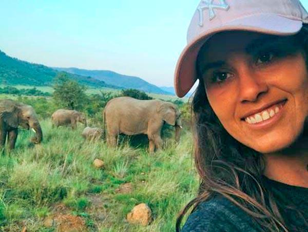 Marina Werneck21 - Marina Werneck encerra 2017 viajando pela América Central e África do Sul