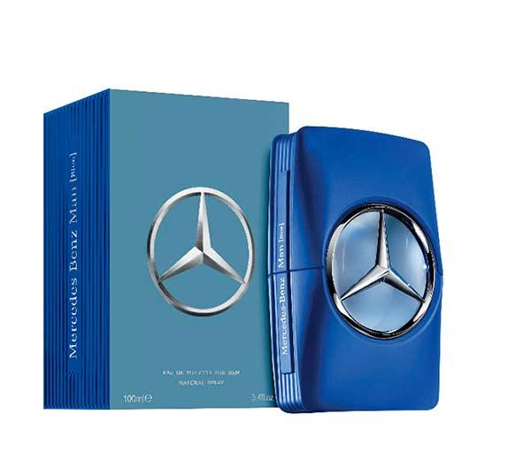 Mercedes Benz Man Blue EDT - Mercedes-Benz lança novos perfumes