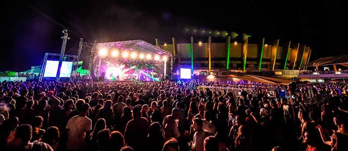 Mineirão recebe a sétima edição do Festival Planeta Brasil - Mineirão recebe a sétima edição do Festival Planeta Brasil