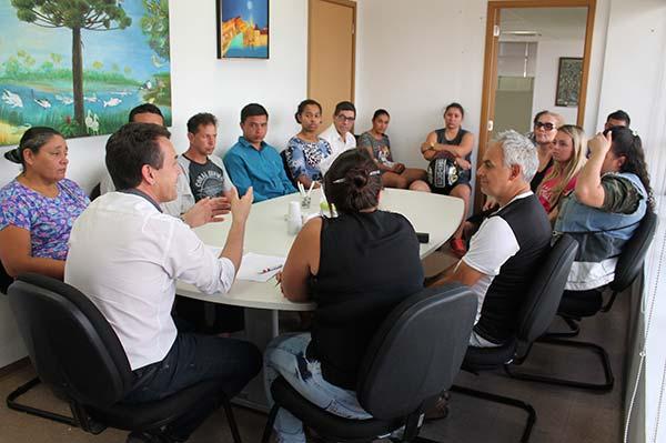 PMSL HABITACAO - Secretaria de Habitação busca solução para área da região Nordeste