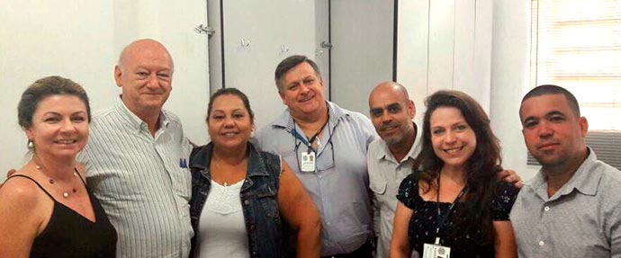 Parceria Susepe - Prefeitura e Instituto Penal mantêm parceria no atendimento aos detentos