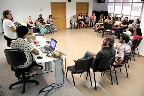 Prefeitura de São Leopoldo 11 - Desenvolvimento Social faz planejamento de ações para 2018