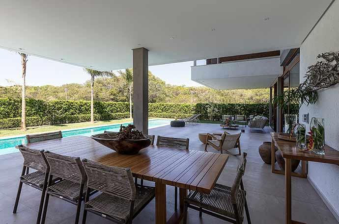 Ruschel Arquitetura3 - Ruschel Arquitetura assina projeto residencial em Jurerê Internacional