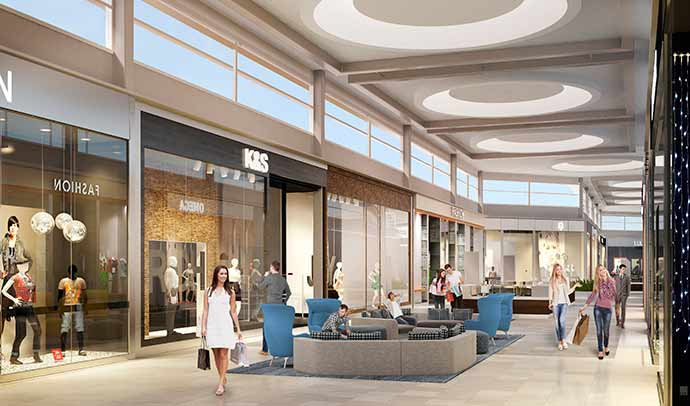 Simon Gensler Luxury Extension - Town Center at Boca Raton anuncia renovação completa