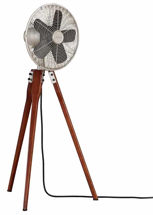 Ventilador tripé Arden - Conforto e design na hora de refrescar a casa neste verão
