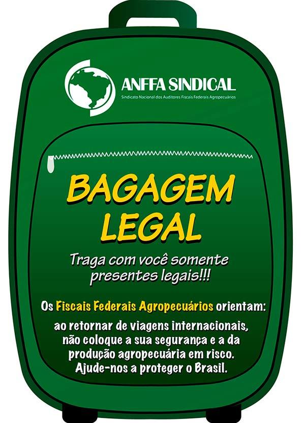 bagagem legal - Quais alimentos podem ser trazidos de viagens internacionais?