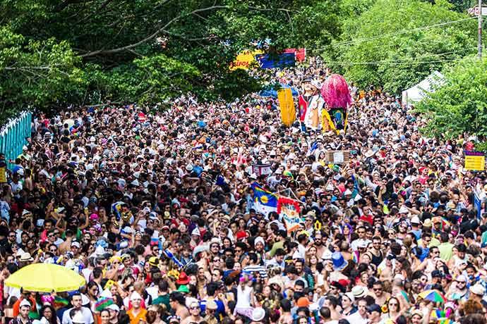 bloco alceu valença - Carnaval SP: Pipoca divulga programação de seus blocos de rua