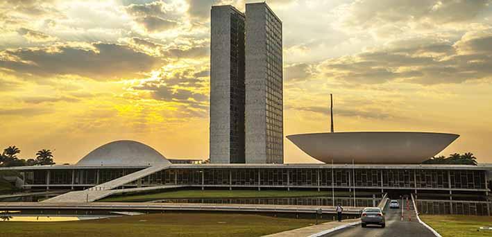 brasilia009 cópia 1 - Apesar de fim do recesso parlamentar, Congresso só iniciará trabalhos dia 5