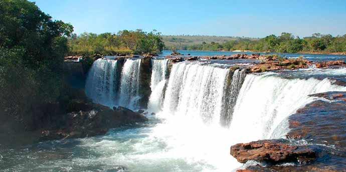 cachoeira velha 1 - Os encantos naturais do Parque do Jalapão em Tocantins