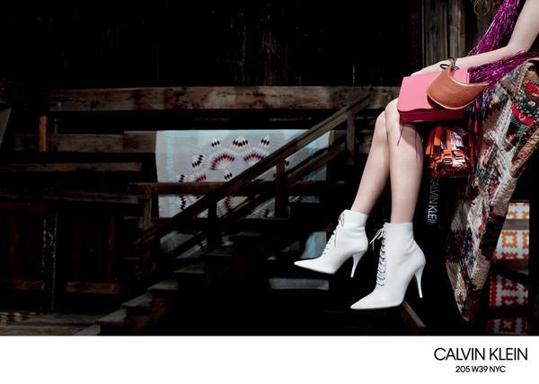 calvin klein 205w39nyc - Campanha coleção Primavera 2018 Calvin Klein 205W39NYC