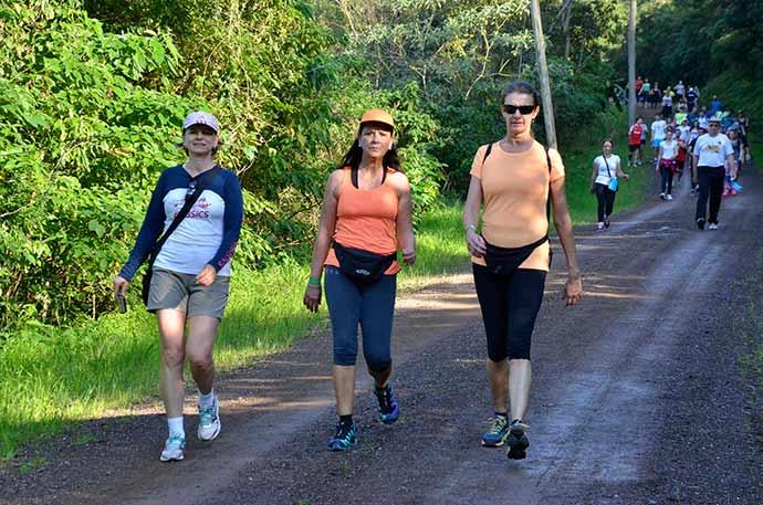 caminhos e trilhas - Atrações para toda a família no 2º Verão em Picada Café