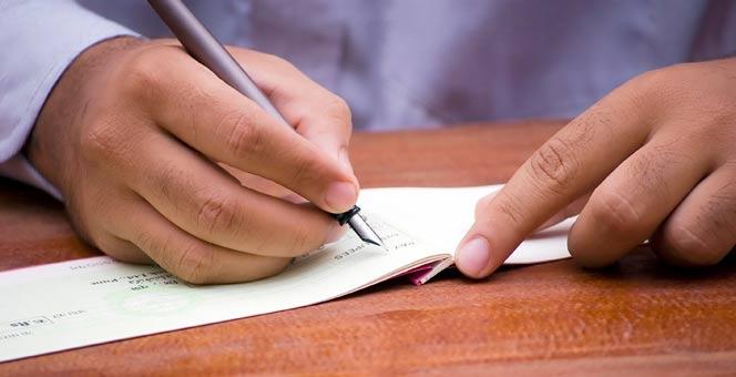 cheque - Redução de juros do cheque especial é avaliada pela Febraban