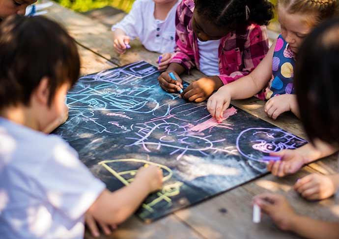 colônia de férias  - Colônia de férias é opção para crianças em Porto Alegre