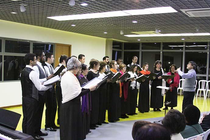 coral USP - Coral da USP seleciona cantores mesmo sem experiência