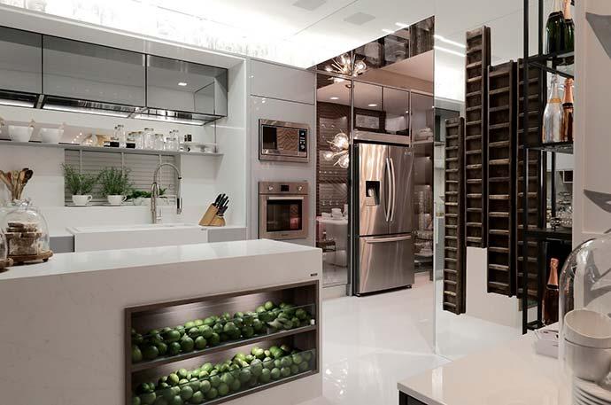 cozinhas casacor - Cozinhas de destaque nas edições da CASACOR 2017