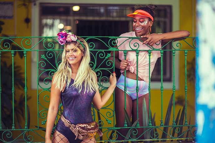 dzarm1 - DZARM lança coleção-cápsula de Carnaval