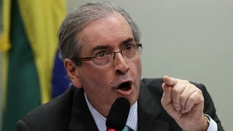 eduardo cunha 1 - STJ nega transferência de Eduardo Cunha para Brasília