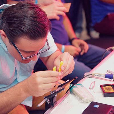 educacao do futuro - Campus Party terá aulas gratuitas de robótica