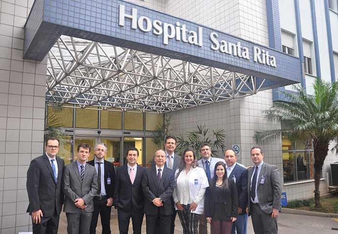 equipe HSR - Santa Casa lançou alternativa inédita para tratamento de câncer