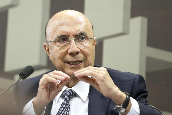 henrique - Meirelles defende flexibilização em vez de suspensão da regra de ouro