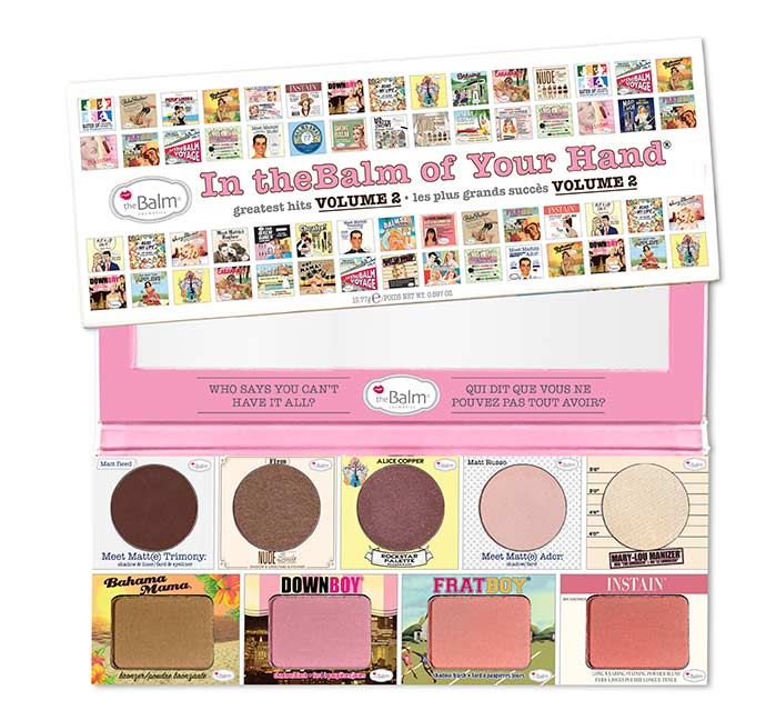 in theBalm of Your Hand vol2 - In theBalm of Your Hand Volume 2