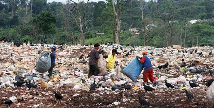 lixão rondonia - Mantida condenação de município e construtora por trabalho infantil em lixão de Rondônia