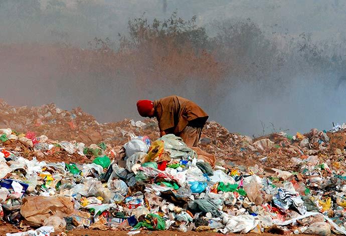 lixões - Fim dos lixões nas capitais e regiões metropolitanas até julho