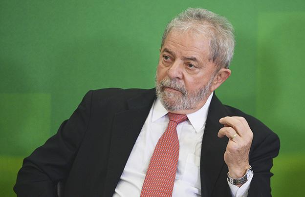 lula cópia 1 - Iniciou julgamento do recurso de Lula no TRF4