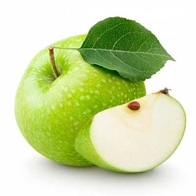 maça verde - Dieta detox de Ano Novo para melhorar a saúde