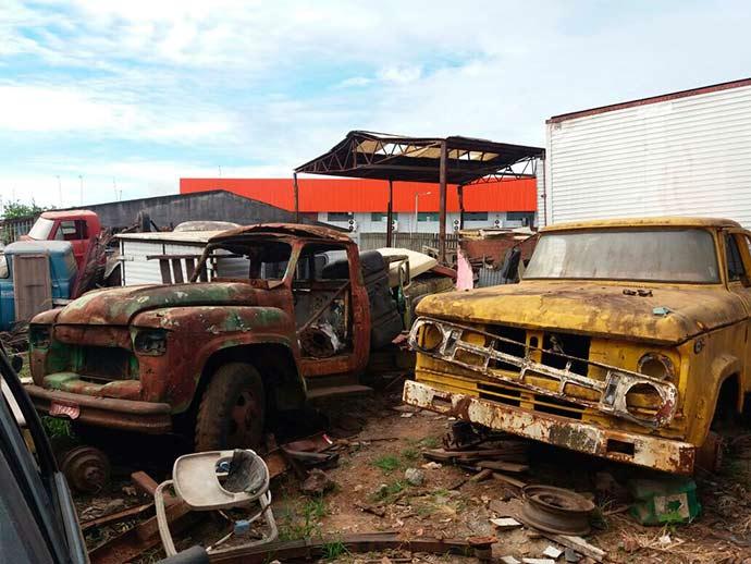 operação desmanche sl - Operação Desmanche fecha estabelecimento em São Leopoldo