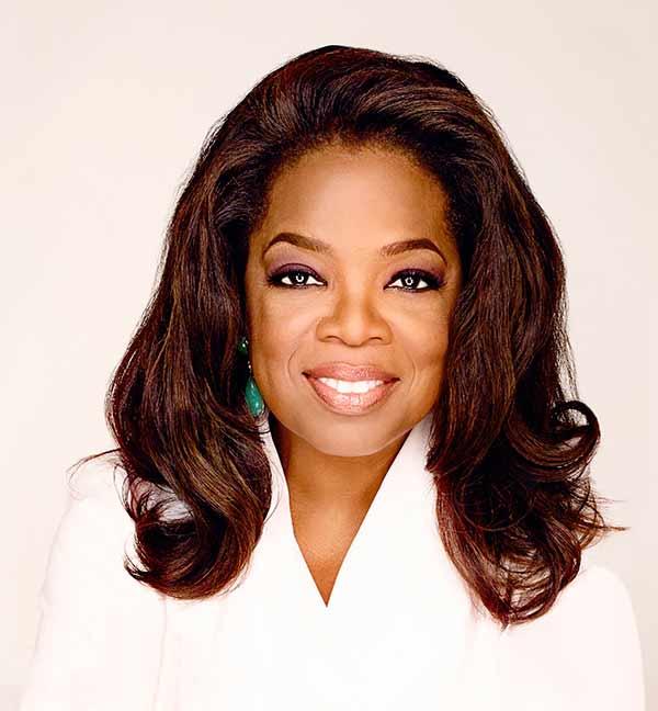 oprah winfrey fotor - Oprah Winfrey é homenageada no Globo de Ouro 2018