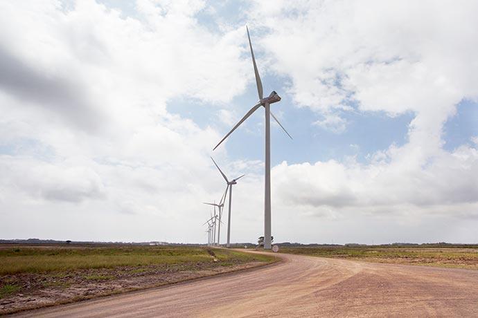 parque eolico honda xangrila - Xangri-lá (RS) - Honda Energy encerra 2017 com crescimento na geração de energia limpa