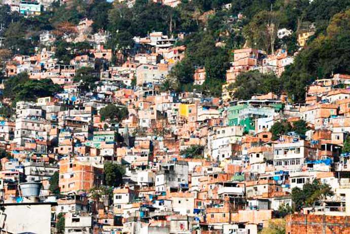 periferias - Brasileiros mais satisfeitos com a vida residem nos municípios do interior